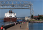 James R. Barker arriving Duluth, Minnesota