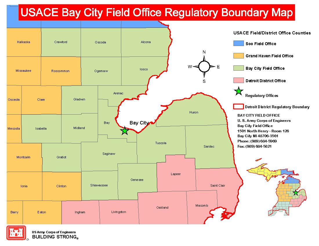 Detroit Regulatory Quick Links